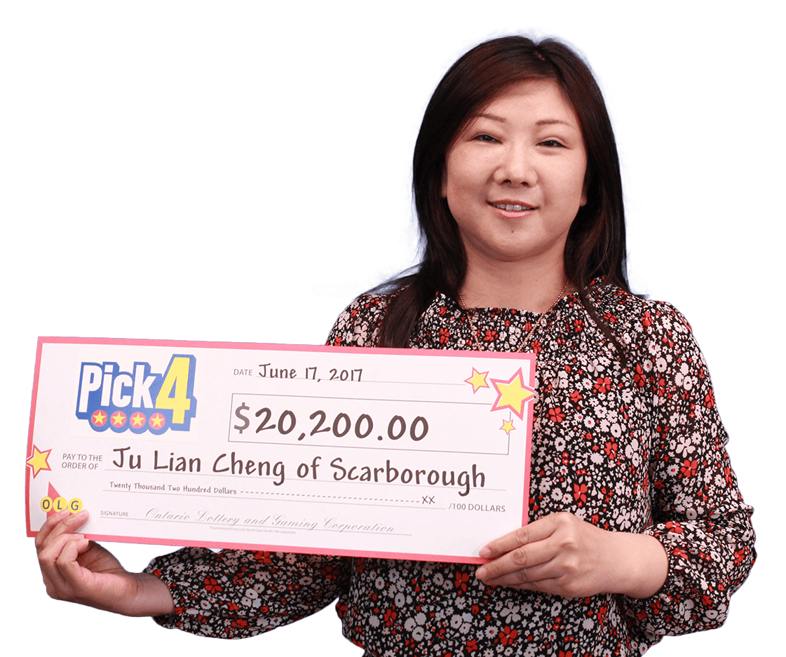 RECENT Pick-4 WINNER - Ju Lian Cheng