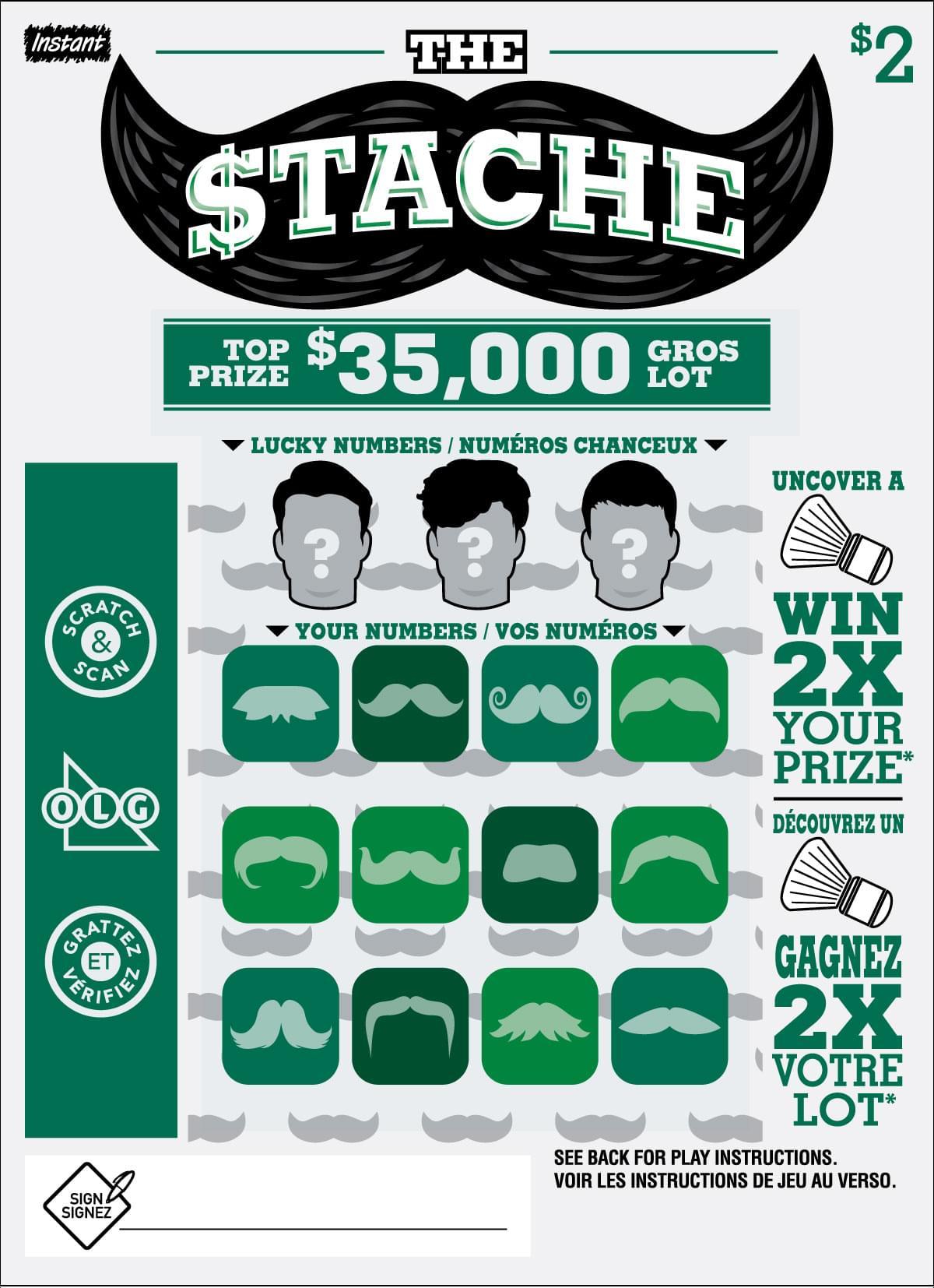 the $tache ticket