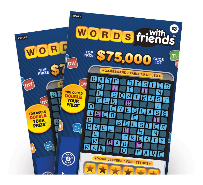 Words with Friends tickets