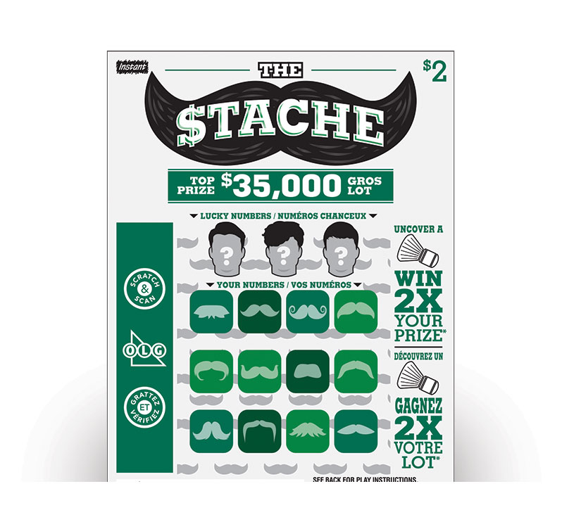 THE $TACHE Ticket