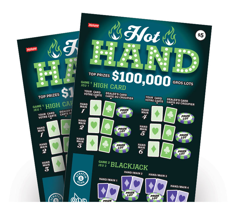 Hot Hand Tickets