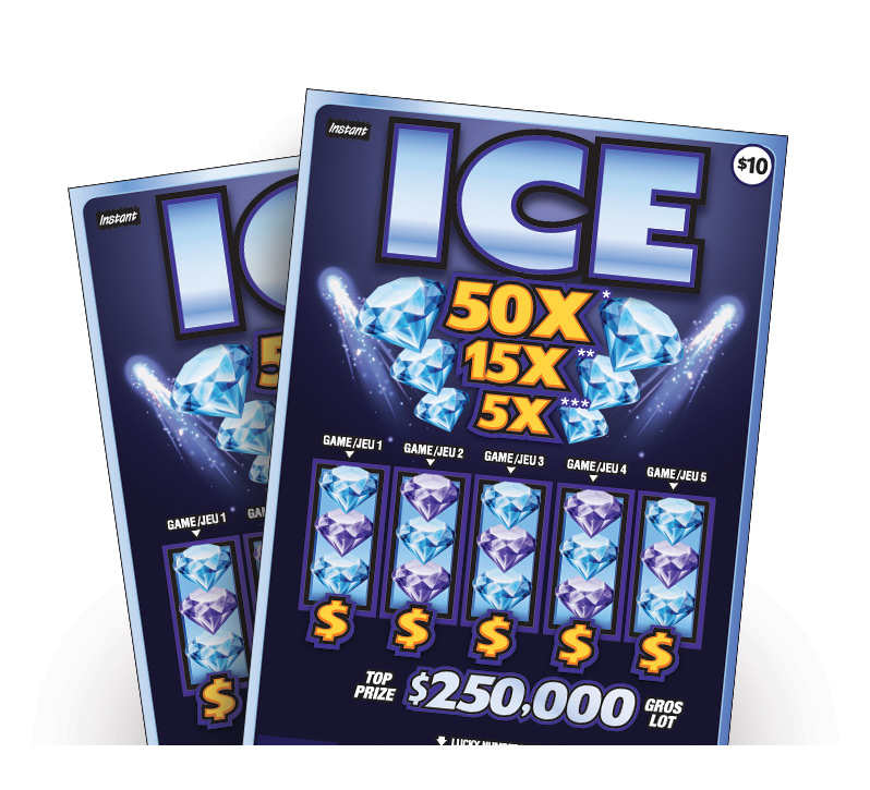 Ice tickets