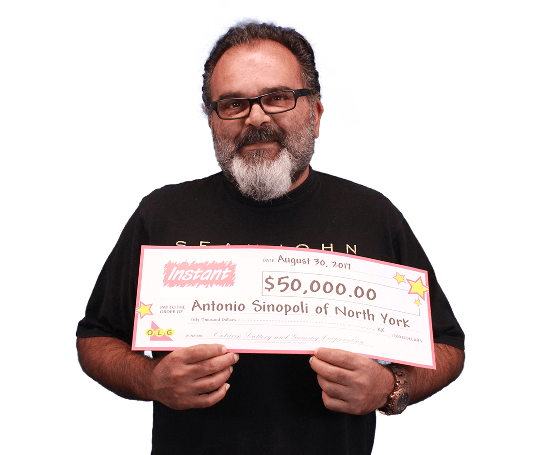 RECENT Instant WINNER - Antonio Sinopoli