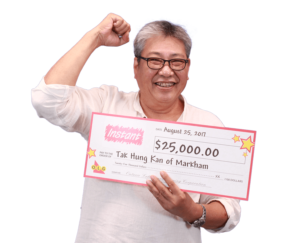RECENT Instant WINNER - Tak Hung Kan