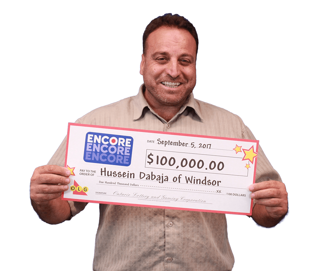 RECENT Encore WINNER - Hussein Dabaja