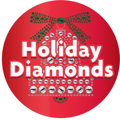 HOLIDAY DIAMONDS logo