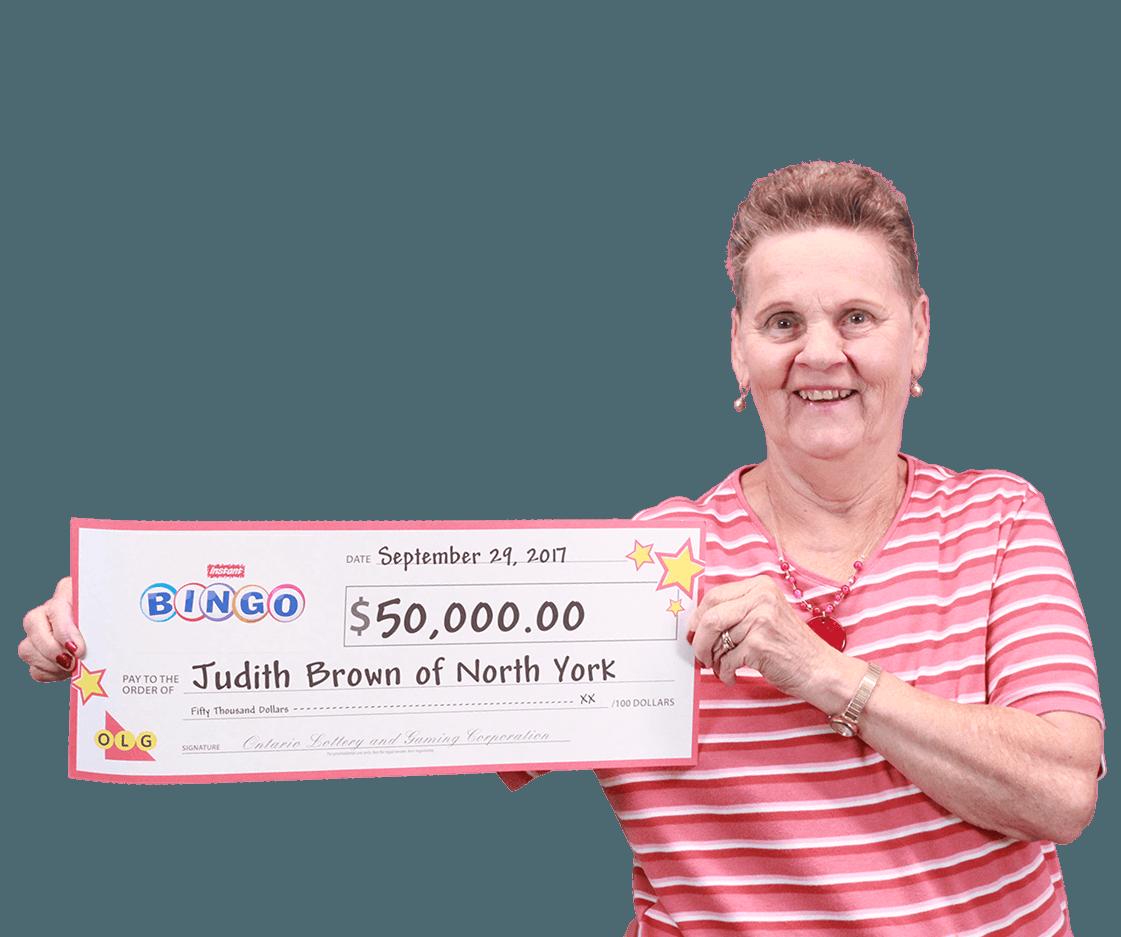 RECENT Instant WINNER - Judith