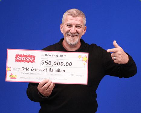 RECENT Instant WINNER - Otto