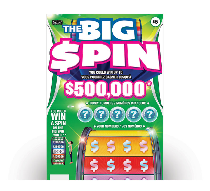 The Big Spin 2041