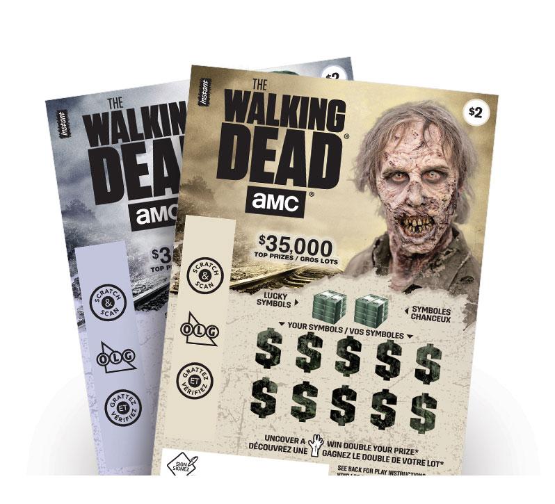 The Walking Dead tickets