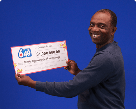 RECENT Lotto 6/49 WINNER - Olateju