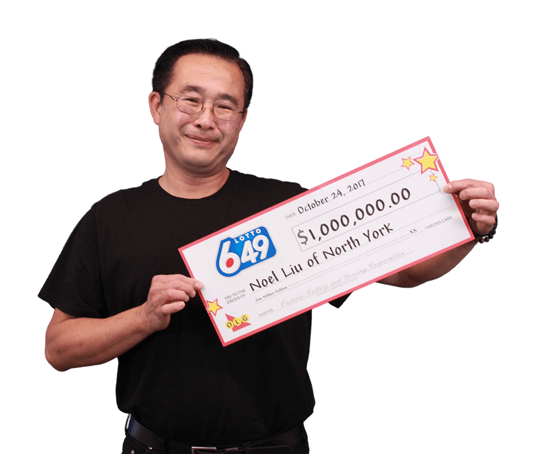 RECENT Lotto 6/49 WINNER - Noel