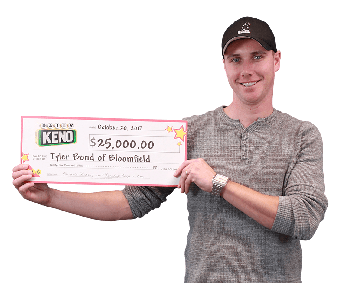 GAGNANT RÉCENT À Daily Keno - Tyler