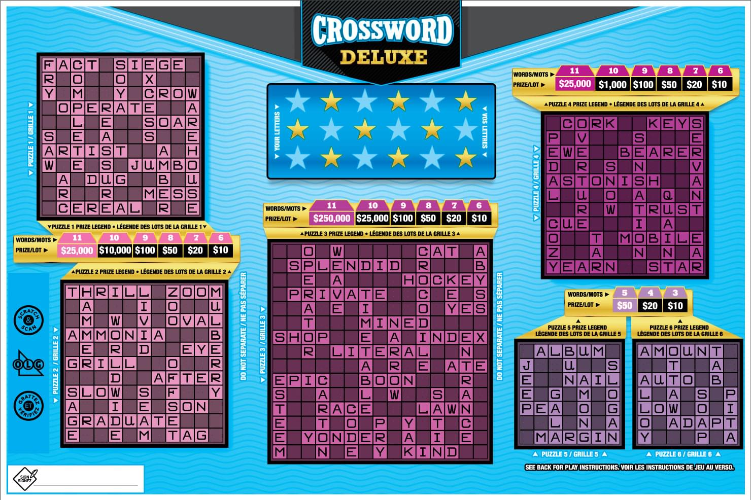 Crossword Deluxe 2082