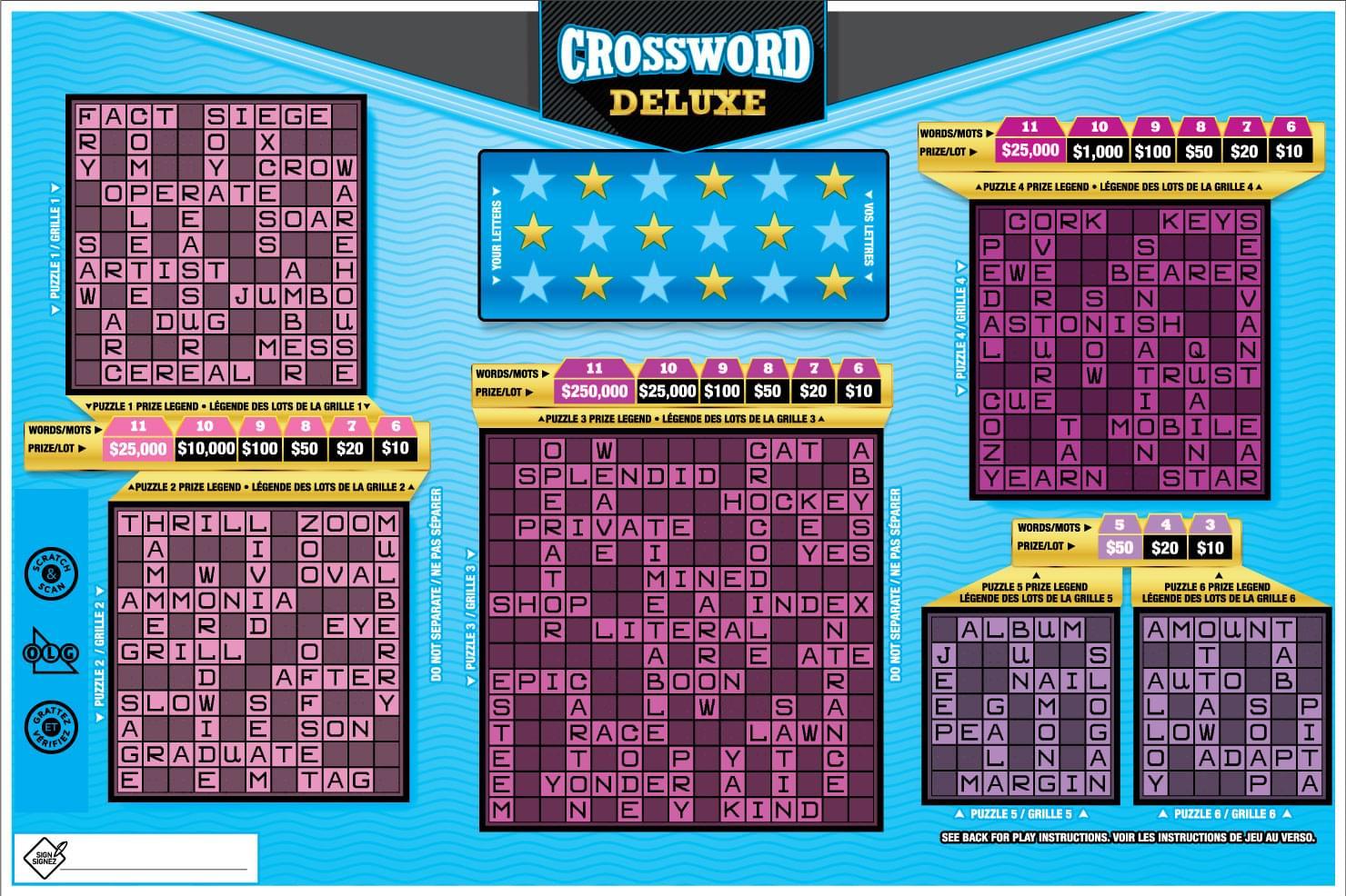 Crossword Deluxe 2082