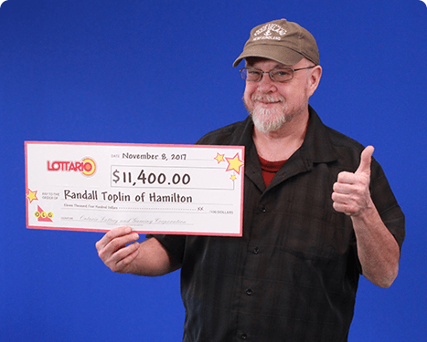 RECENT Lottario WINNER - Randall