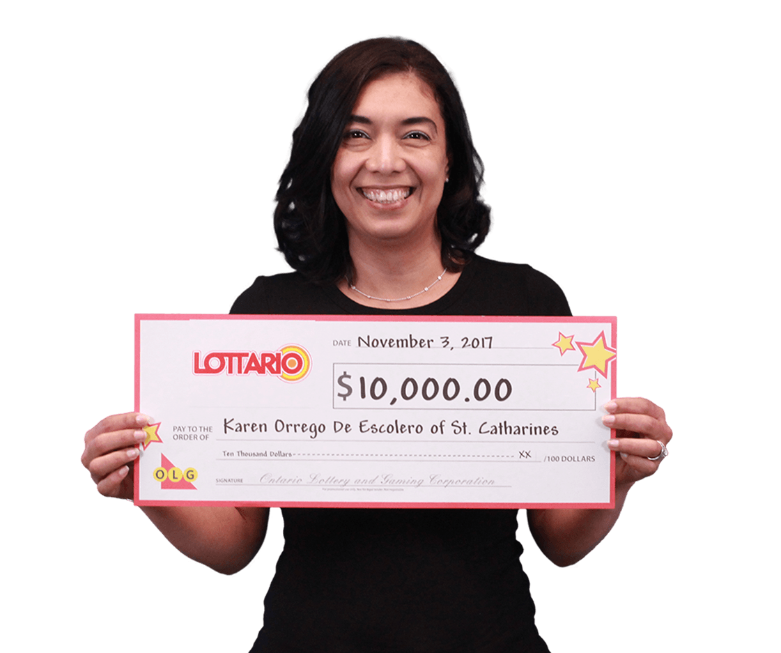 RECENT Lottario WINNER - Karen