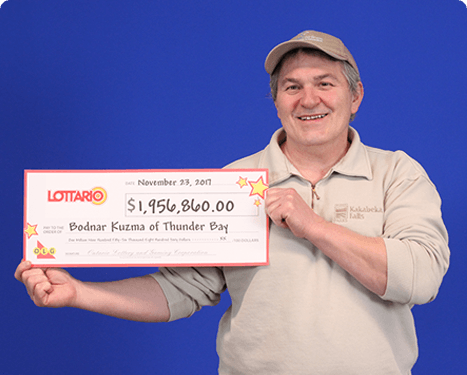 RECENT Lottario WINNER - Bodnar