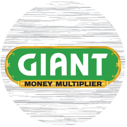 Giant Money Multiplier
