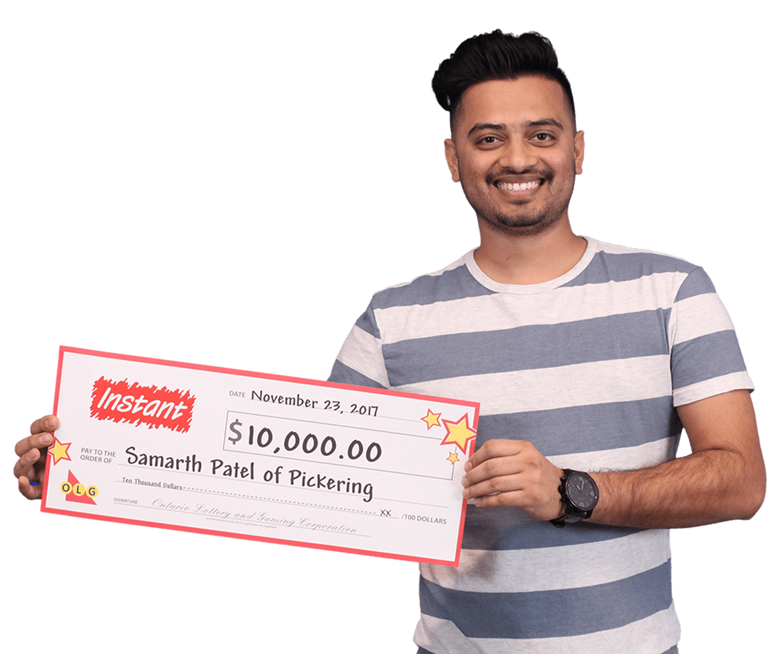RECENT Instant WINNER - Samarth