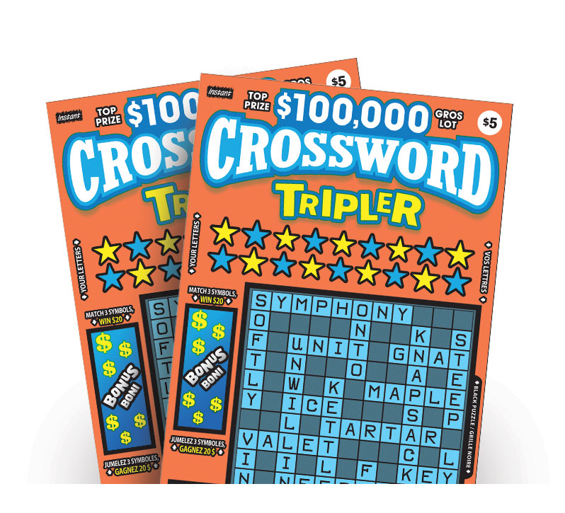 Crossword Tripler 2044