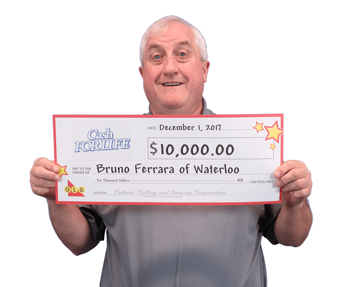 RECENT Instant WINNER - Bruno