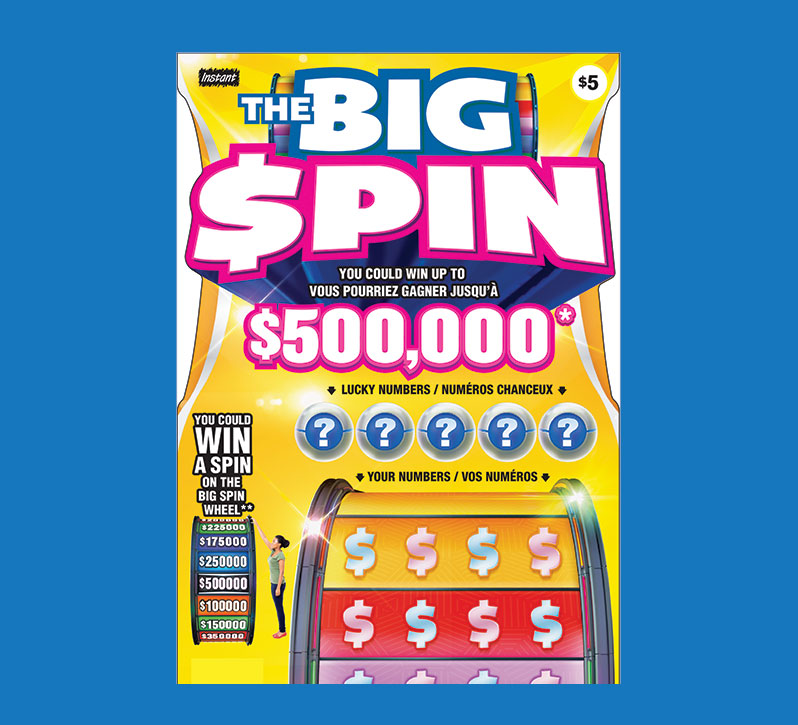 The Big Spin 2097