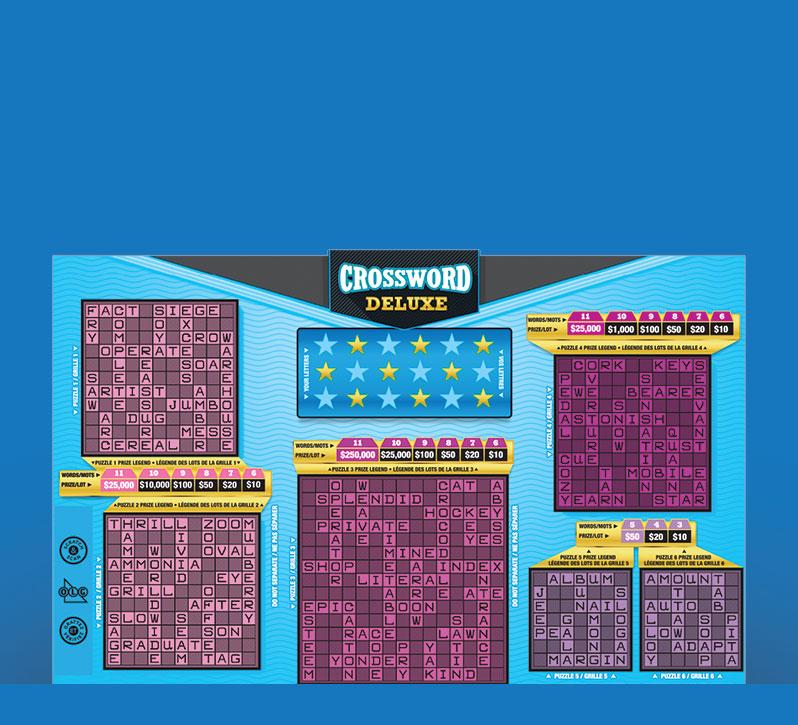 Crossword Deluxe