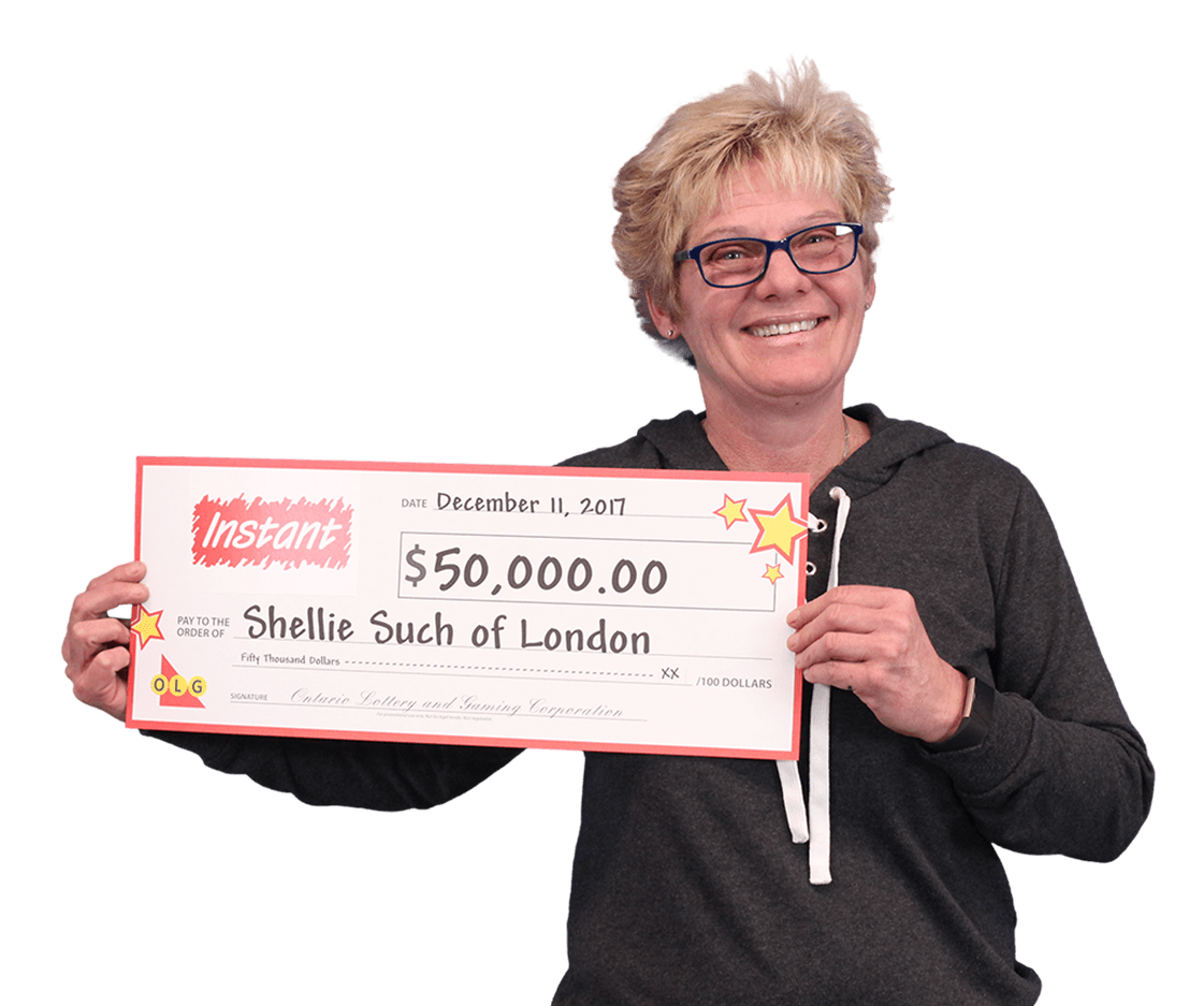 RECENT Instant WINNER - Shellie