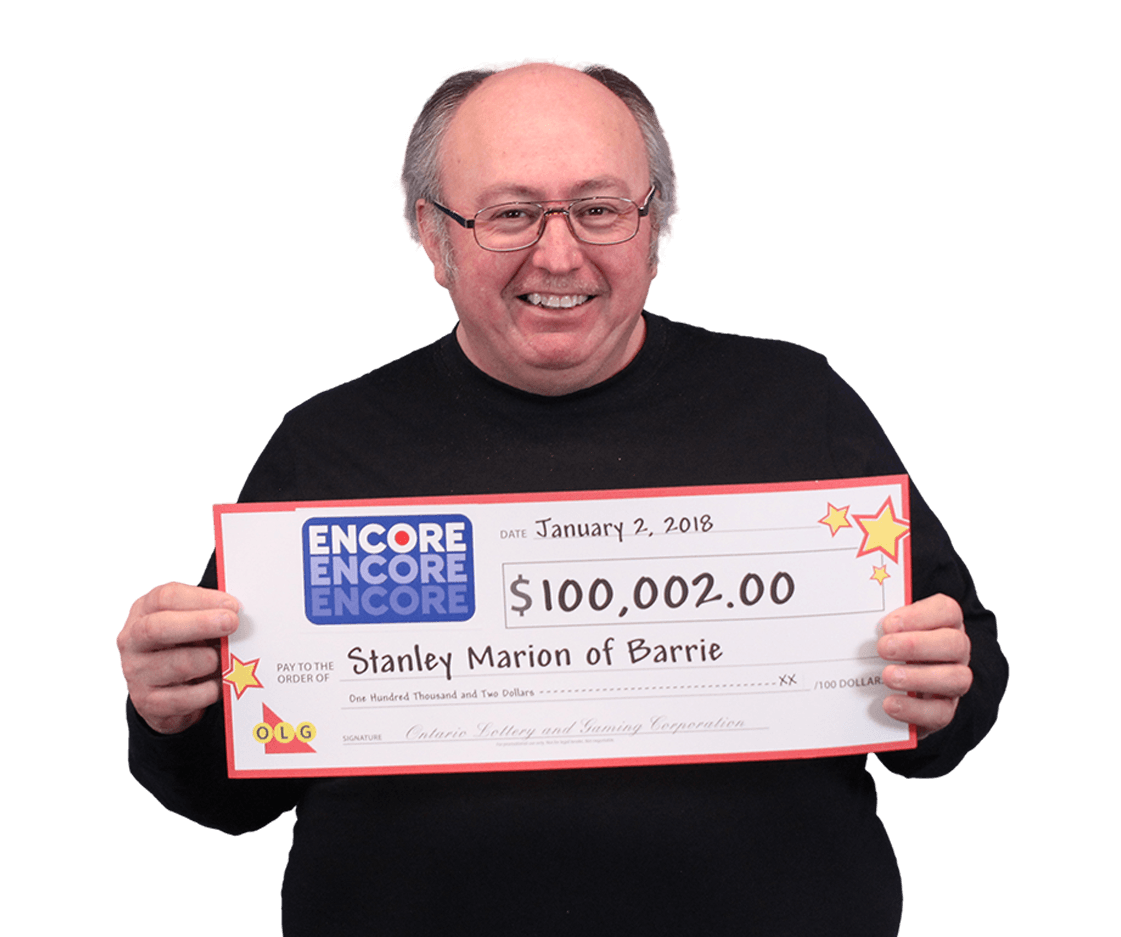 RECENT Encore WINNER - Stanley