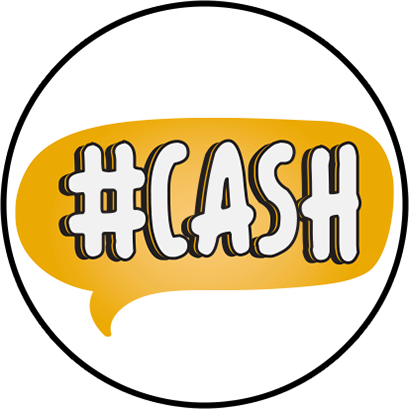 #CASH