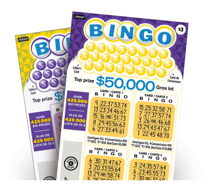 Instant Bingo 3025