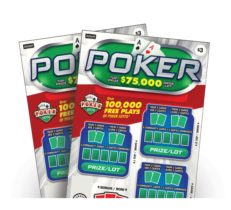 Poker tickets