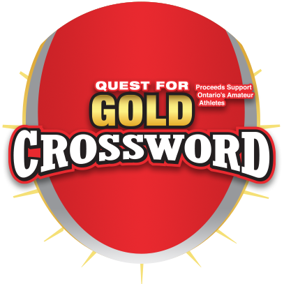 Quest for Gold Crossword