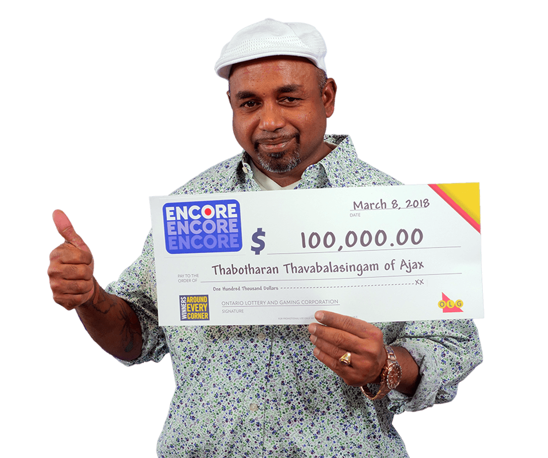RECENT Encore WINNER - Thabotharan
