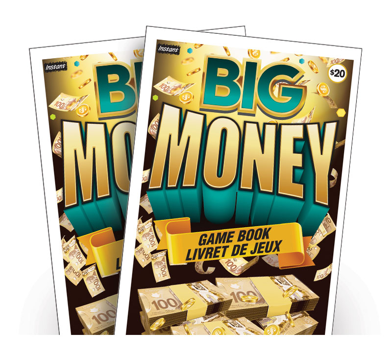 Big Money Game Book