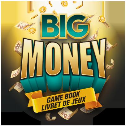 BIG MONEY GAME BOOK