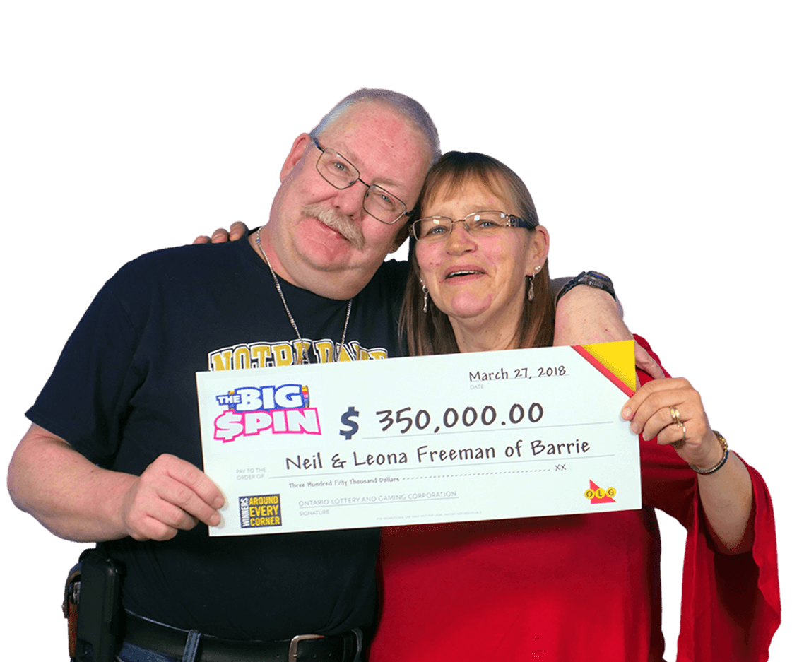RECENT Instant WINNERS - Leona & Neil
