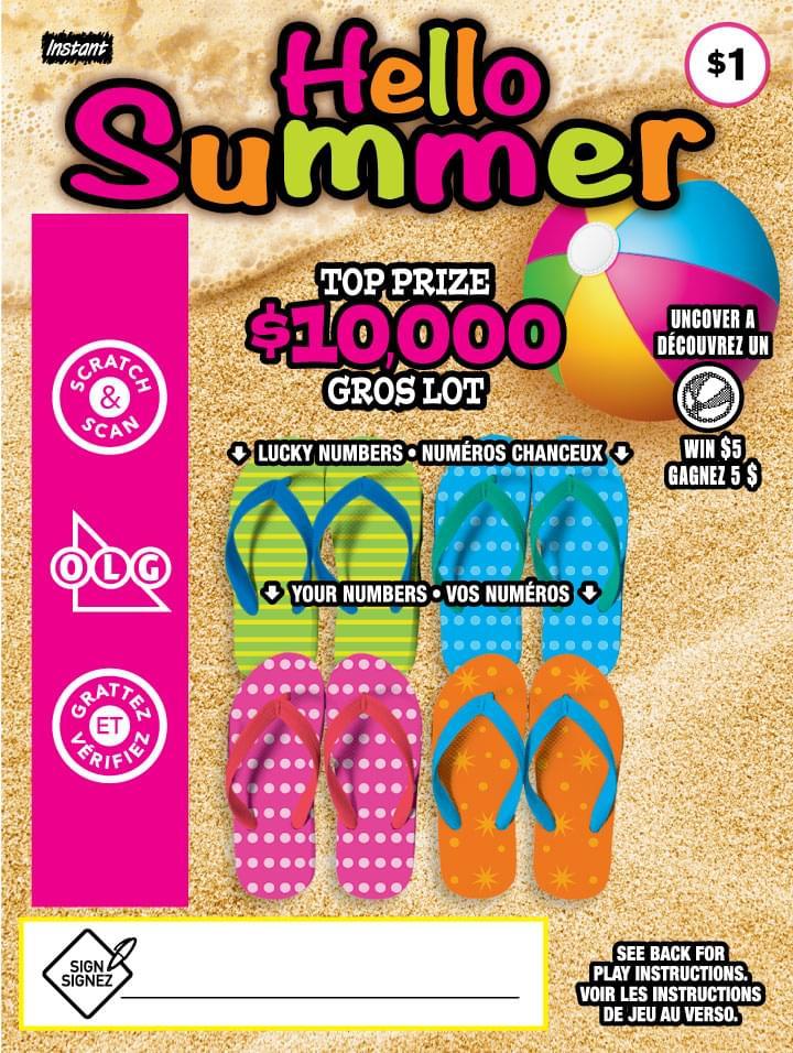 Hello Summer ticket