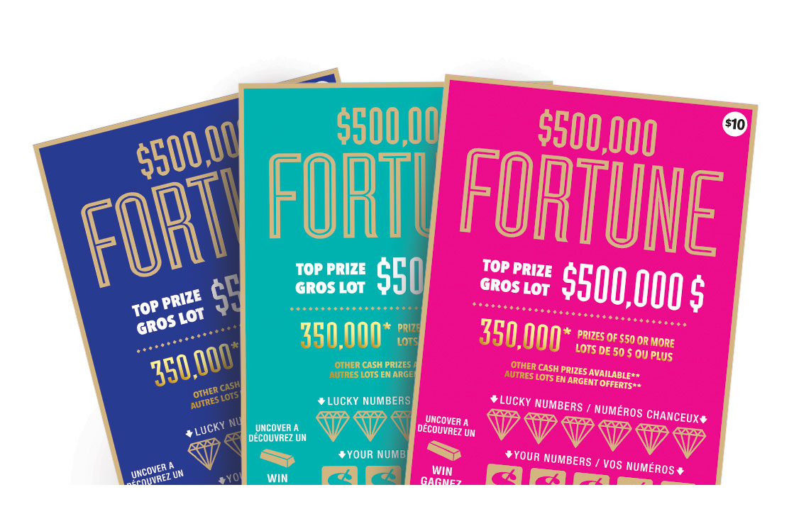 $500,000 Fortune tickets