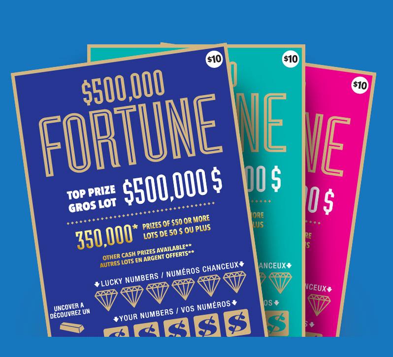$500,00 Fortune