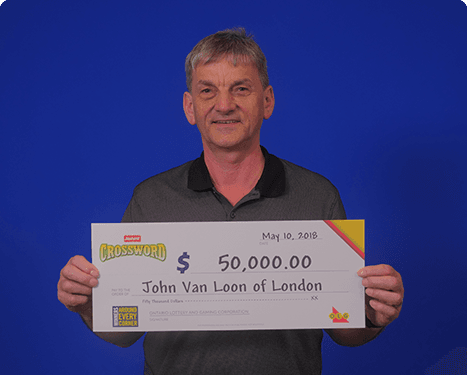RECENT Instant WINNER - John
