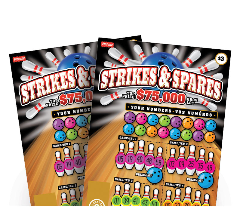 Strikes and Spares tickets
