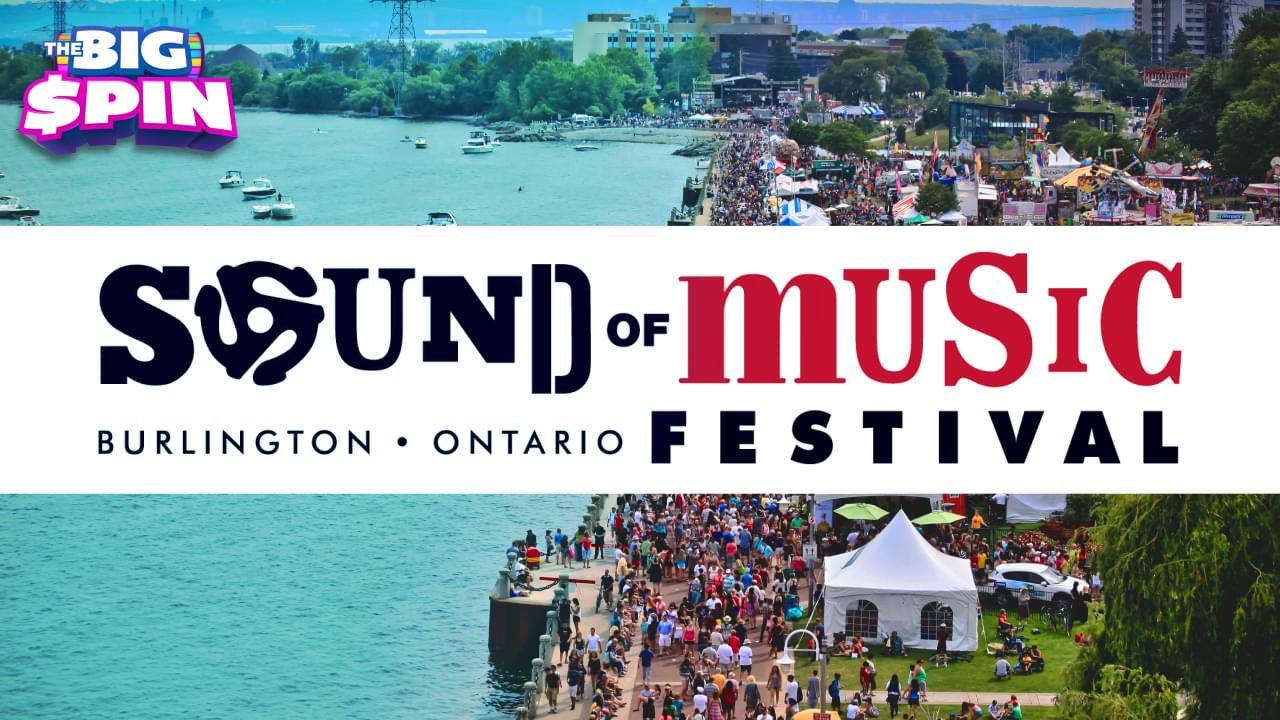big spin sound of music festival