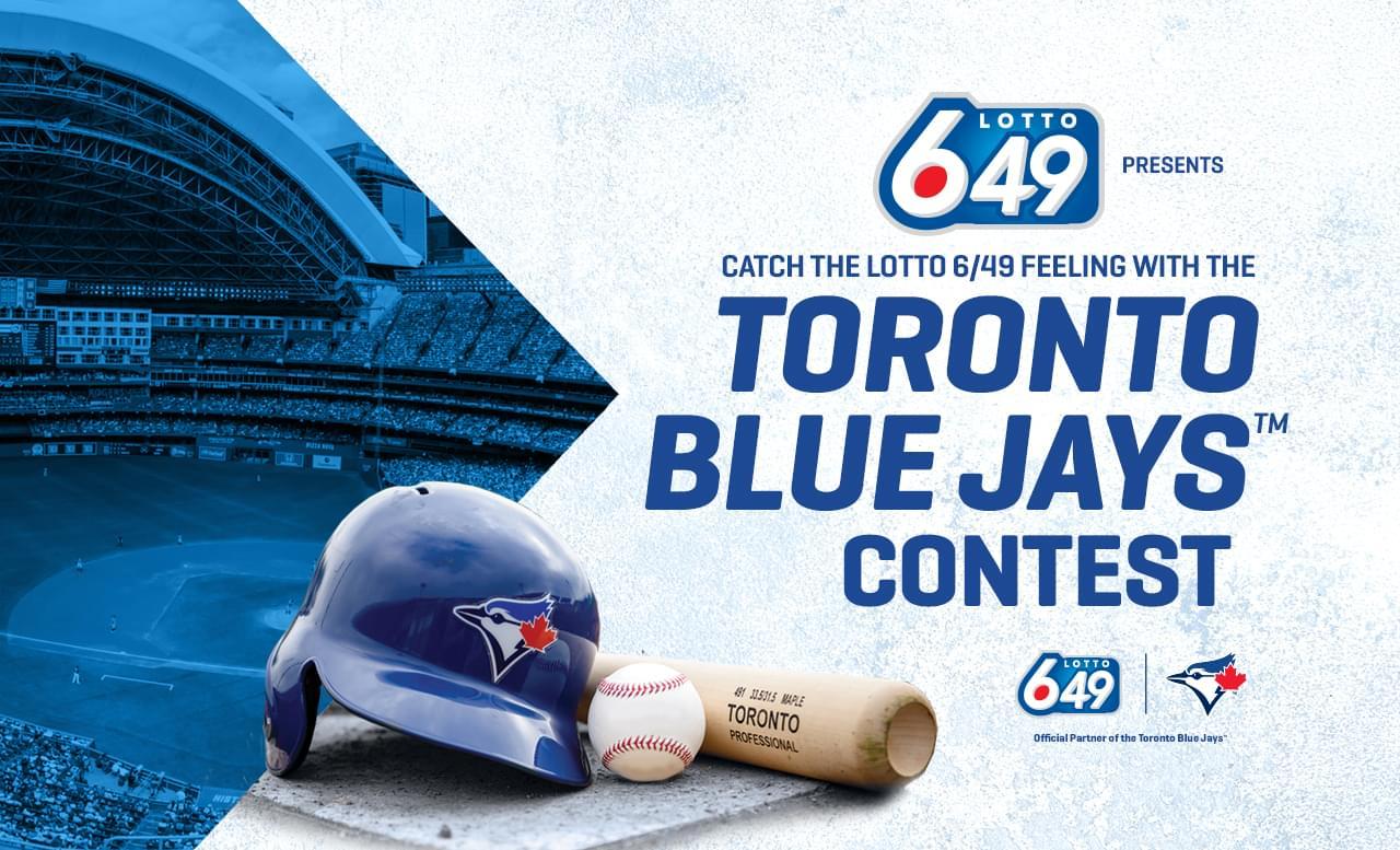 Lotto 649 Blue Jays Contest