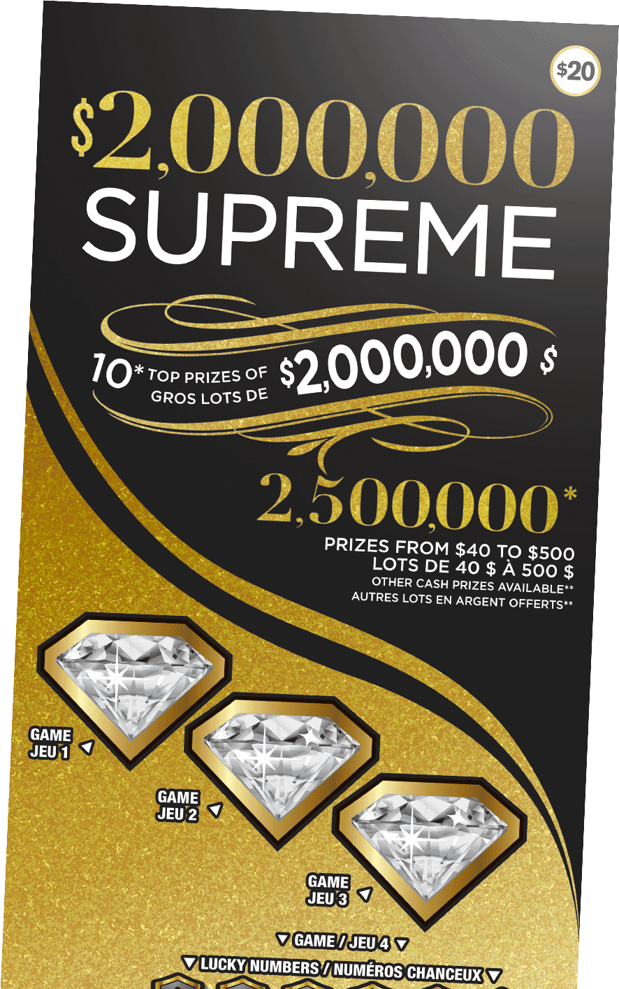 2997_$20_Supreme_OLG__Ticket