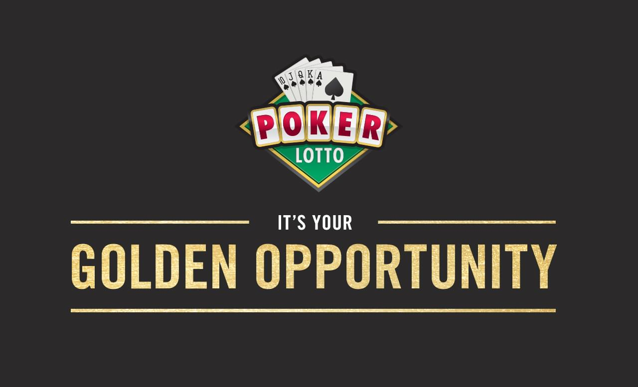 Poker Lotto promotion