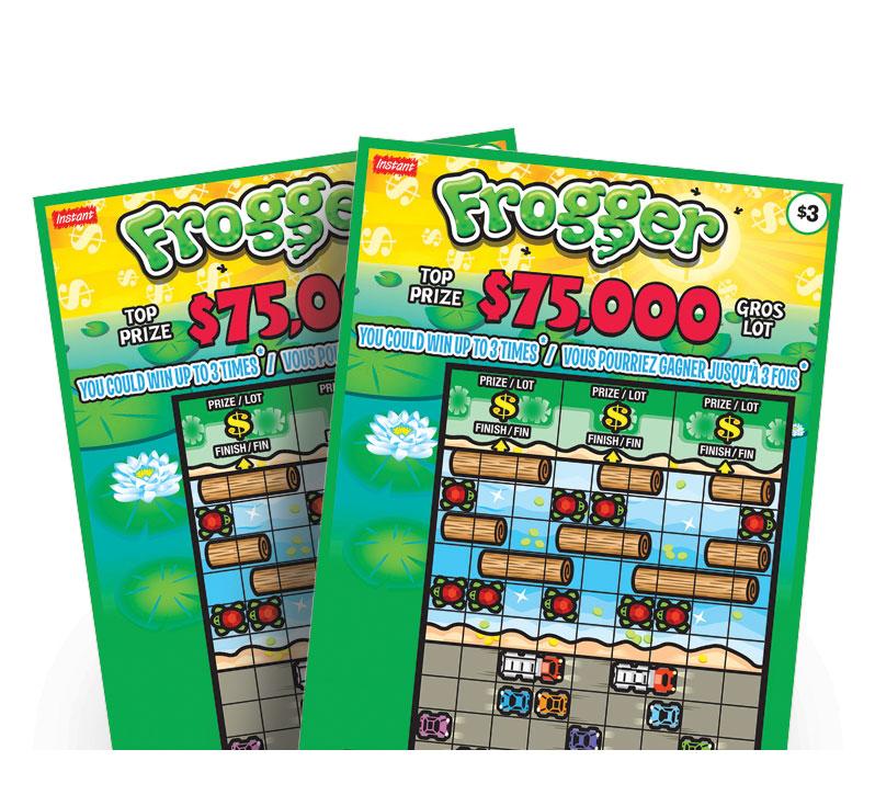 Frogger Tickets