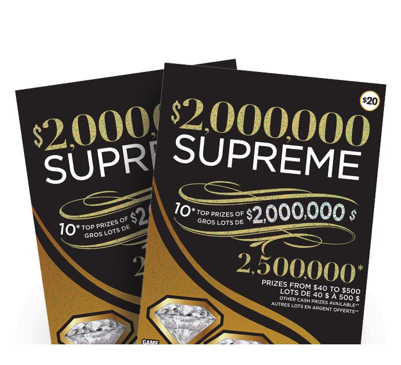 2 Million Supreme