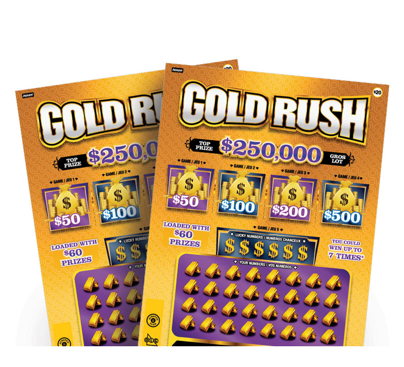 Gold Rush Tickets